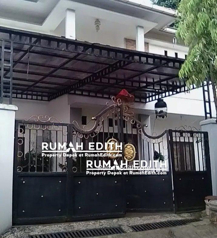 Dijual Rumah Second di Rangkapan Jaya Depok, Manis 2 Lantai 1,35 M