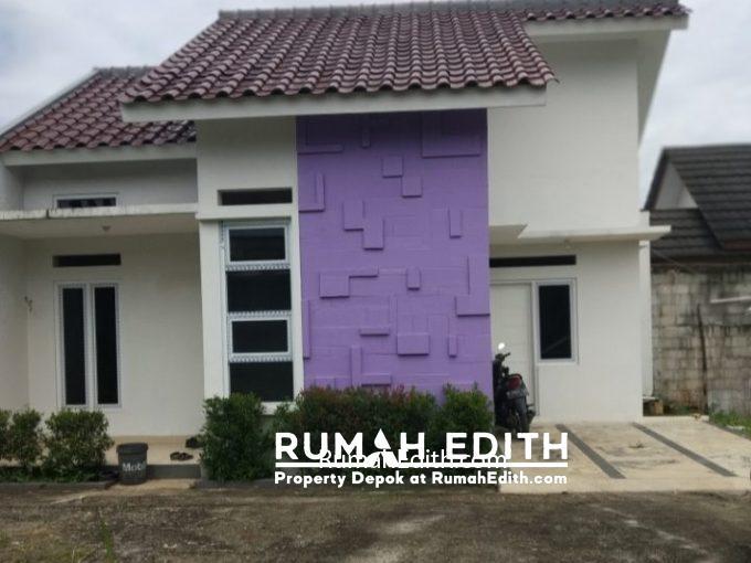 Rumah Cantik Di Pancormas Depok Dekat Pintu Tol Sawangan