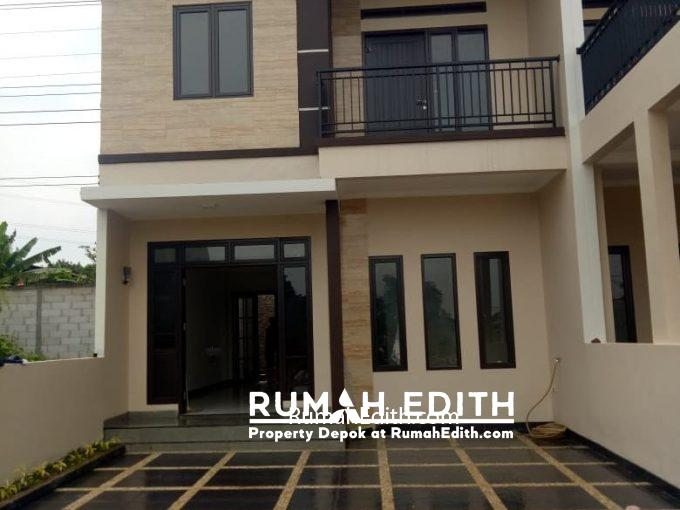 Rumah Di Pancormas Depok Dekat Pintu Tol Sawangan