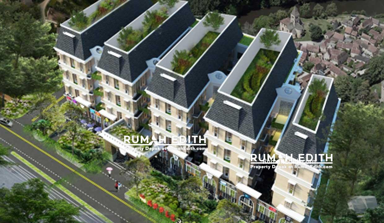 Apartemen luxury di Lebak Bulus Jakarta Selatan 600 jutaan
