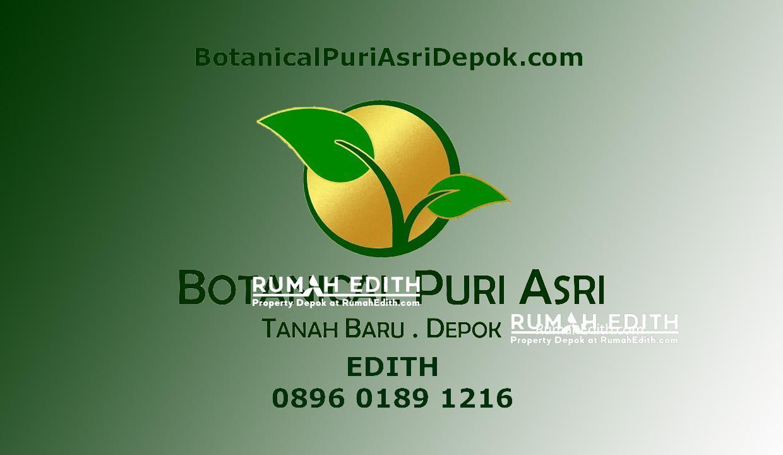 botanical puri residence depok