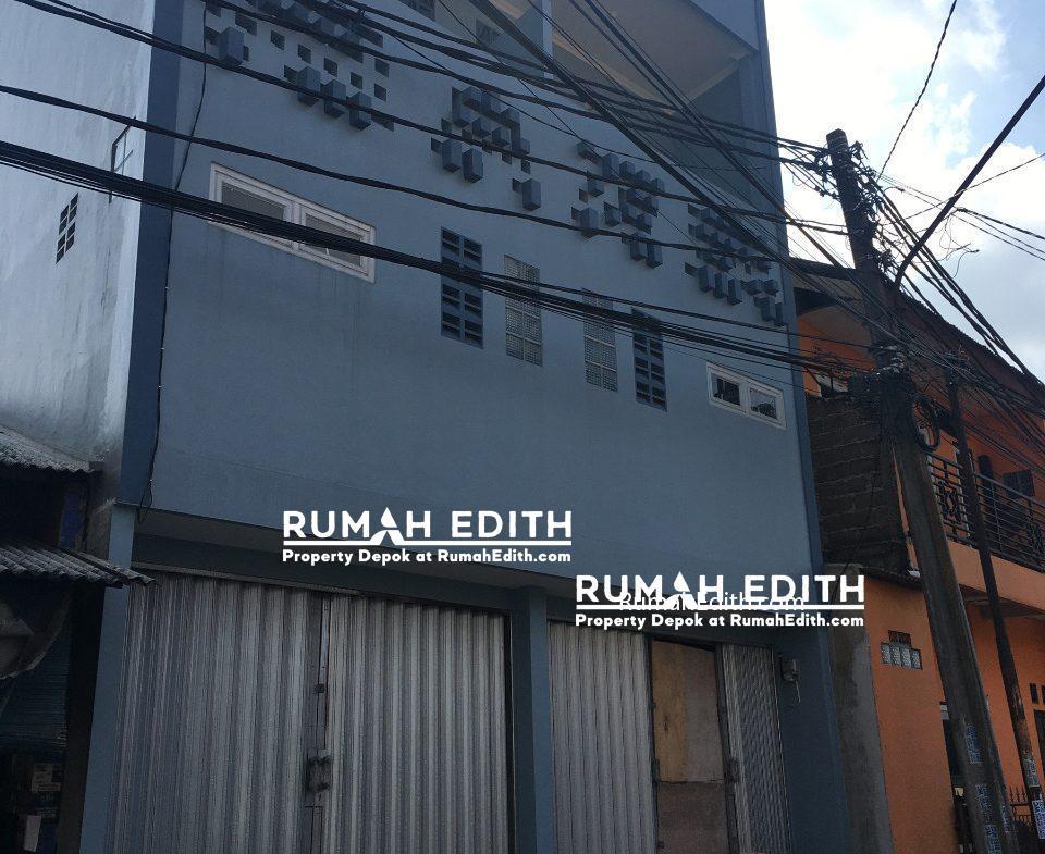 Dijual Ruko Second di cimanggis Depok, lokasi strategis 850 juta