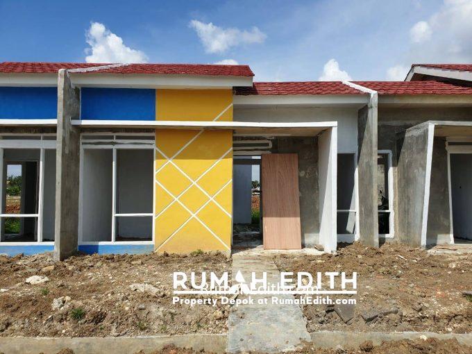 Rumah Subsidi Rasa Komersil DP Nol Sukatani Bekasi