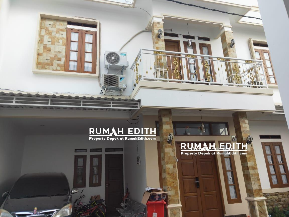 Dijual Rumah di Tanah Baru Depok, Mini Cluster 2.5 Lantai 1.1 M