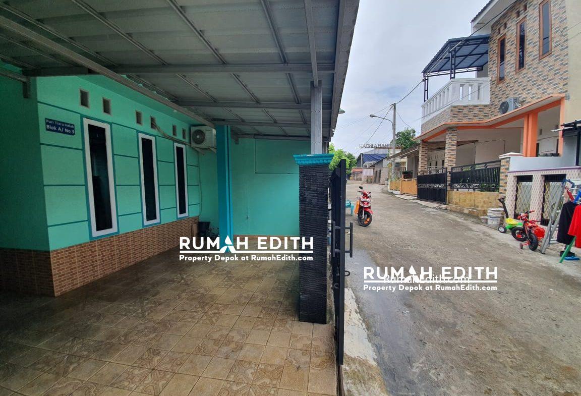Dijual Rumah second di cagar Alam depok, dekat stasiun depok lama 660 juta