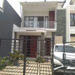Rumah Cantik Desain Modern 2 lt di Harjamukti Cibubur 1,8 M nego