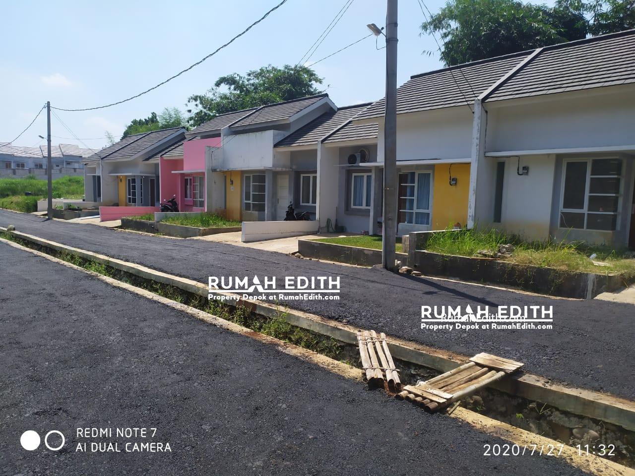 Dijual Rumah Dekat Stasiun Citayam, Cluster baru, 400 juta-an