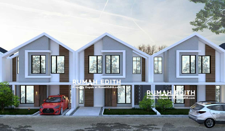 Dijual Cluster di Jatimulya Depok, Hunian minimalis modern mulai 400 jutaan