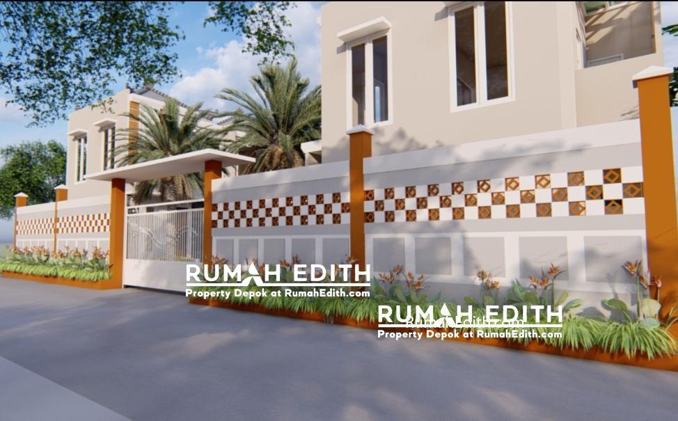 Rumah Cantik 2 Lantai dalam Kluster di Kelapa Dua Depok 750 juta 3