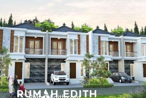 Rumah Cantik 2 Lantai dalam Kluster di Kelapa Dua Depok 750 juta 5