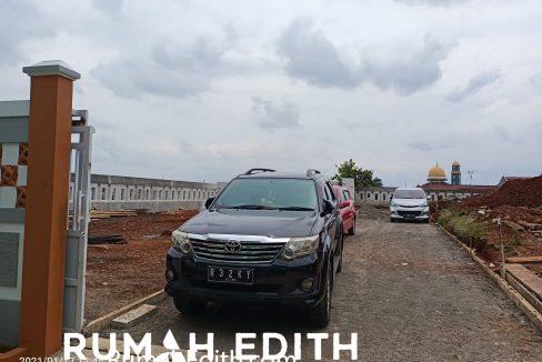 Rumah Cantik 2 Lantai dalam Kluster di Kelapa Dua Depok 750 juta 6