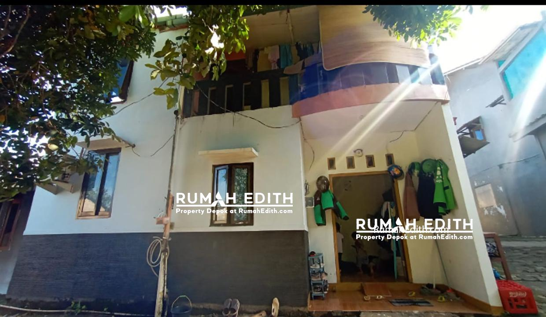 Dijual Rumah Second di Cireundeu Ciputat Timur, Tangsel. 2 Lantai 550 juta