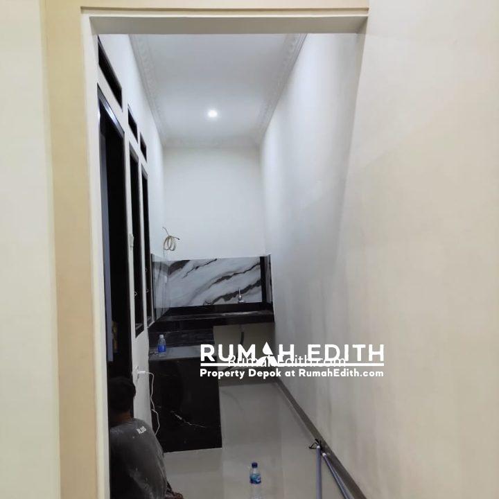 RUMAH MEWAH CANTIK. dlm CLUSTER ,di TANAH BARU BEJI DEPOK 975juta