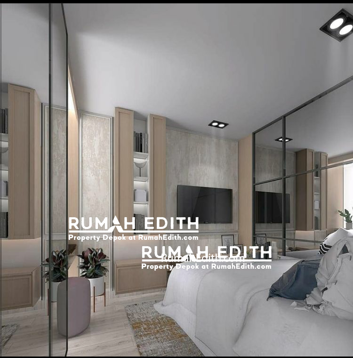 Dijual Apartemen murah di Pejaten Jakarta Selatan (jarak Floor To Floor 5 meter)