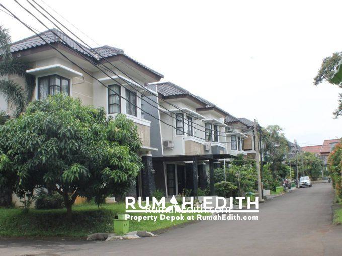 rumah edith Cluster Minimalis Siap Huni Di Bukit Raya Cinere Gandul