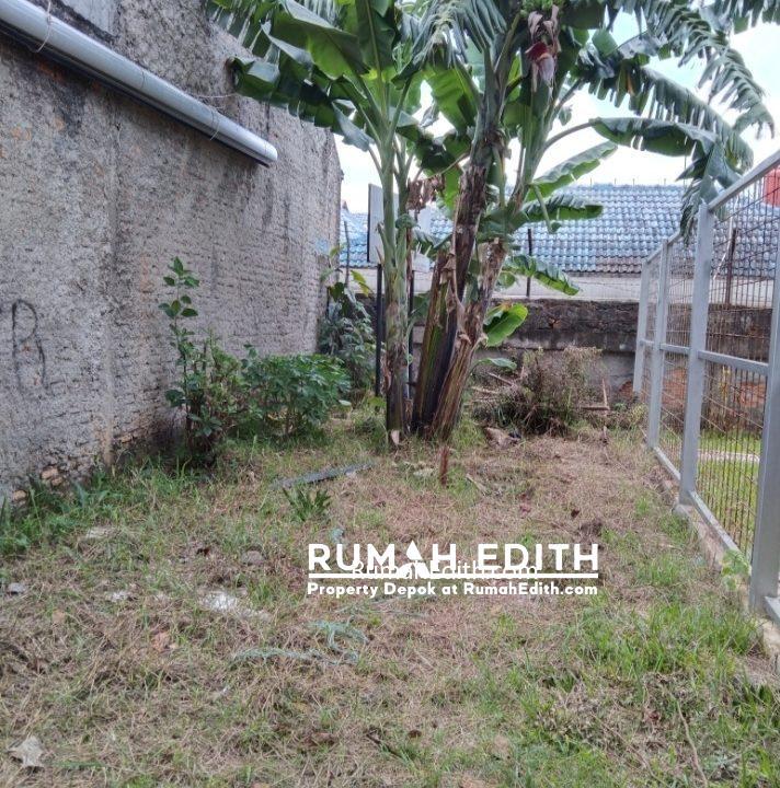 rumah edith Dijual Sebidang Tanah Dengan Luas 40 m2 di Depok 2 Timur 1