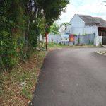 Dijual Tanah di dalam perumahan di Abadi Jaya depok, luas 153 m2