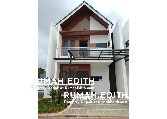 rumah edith Exclusive New Town House 2Lt di Jatiwaringin, harga mulai 1.1 M an 12