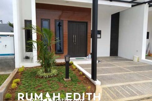 rumah edith Exclusive New Town House 2Lt di Jatiwaringin, harga mulai 1.1 M an 13