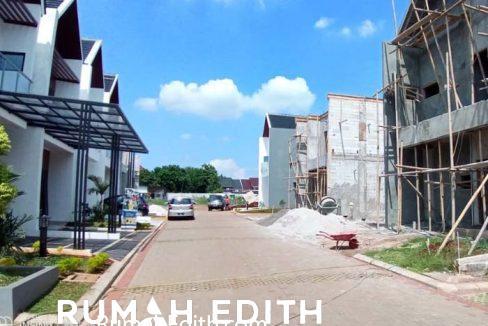 rumah edith Exclusive New Town House 2Lt di Jatiwaringin, harga mulai 1.1 M an 145