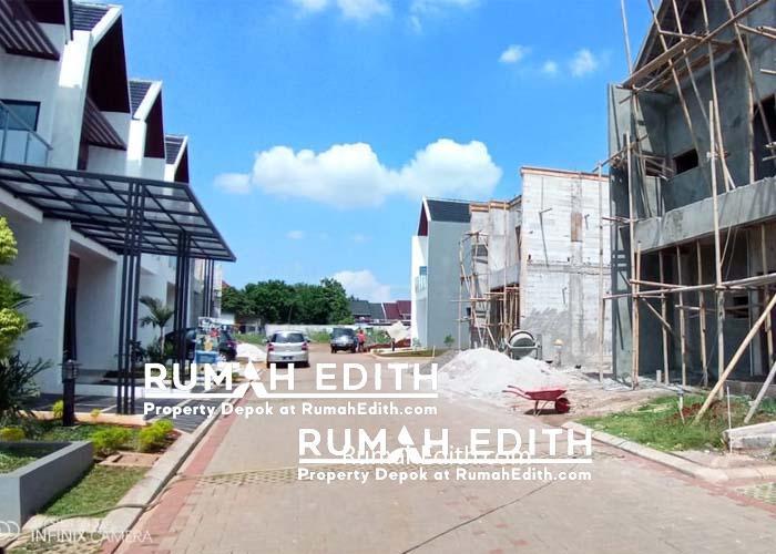 Dijual Town House di Jatiwaringin, mulai 1.1 M, Siap Huni.