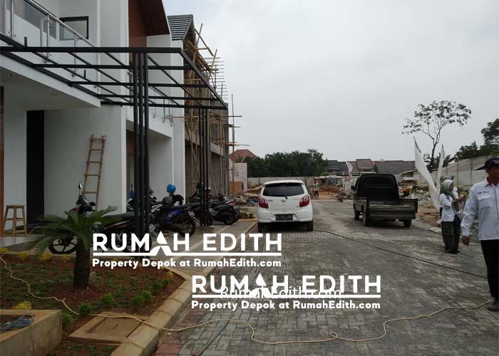 rumah edith Exclusive New Town House 2Lt di Jatiwaringin, harga mulai 1.1 M an 15