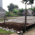 Kavling siap bangun 3 jt per meter strategis di Rangkapan Jaya Depok
