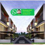 Rumah Baru 3 lantai dalam cluster 1.95 M Ciganjur Jagakarsa Jaksel