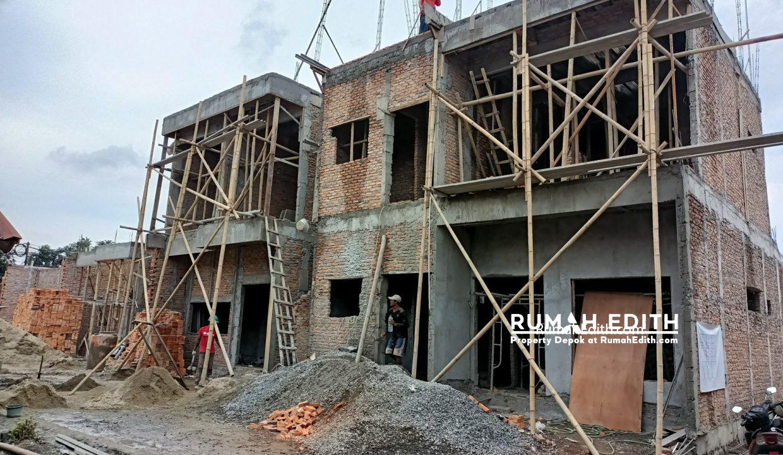 rumah edith Rumah Baru 3 lantai dalam cluster 1.95 M Ciganjur Jagakarsa Jaksel 5