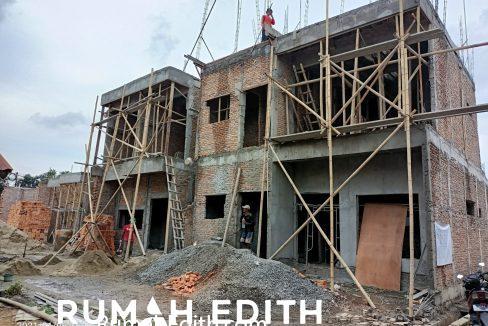 rumah edith Rumah Baru 3 lantai dalam cluster 1.95 M Ciganjur Jagakarsa Jaksel 6