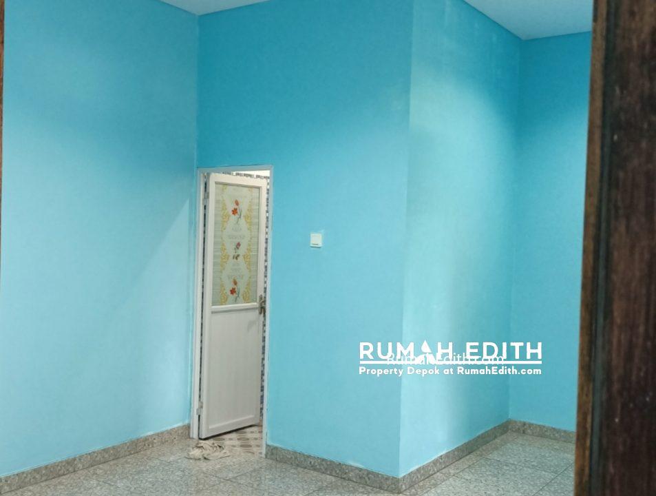 rumah edith Rumah Baru Megah Siap Huni 1.1 m di Tanah Baru Beji Depok 3