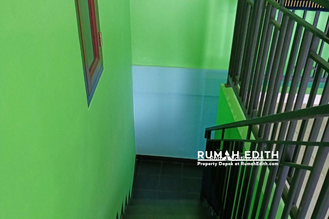rumah edith Rumah Baru Megah Siap Huni 1.1 m di Tanah Baru Beji Depok 5