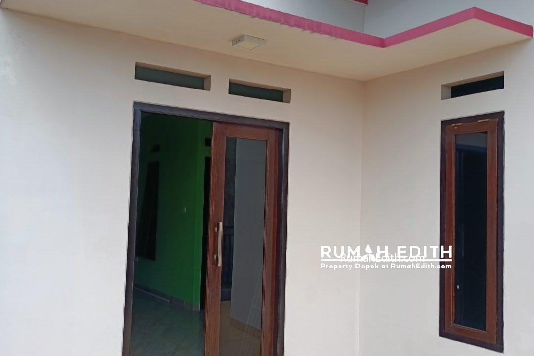 rumah edith Rumah Baru Megah Siap Huni 1.1 m di Tanah Baru Beji Depok 6