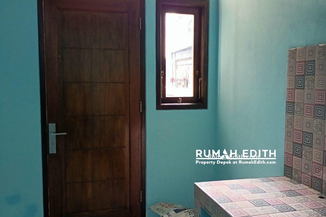 rumah edith Rumah Baru Megah Siap Huni 1.1 m di Tanah Baru Beji Depok 7