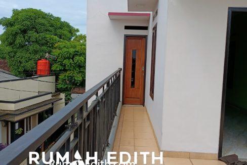 rumah edith Rumah Baru Megah Siap Huni 1.1 m di Tanah Baru Beji Depok 8