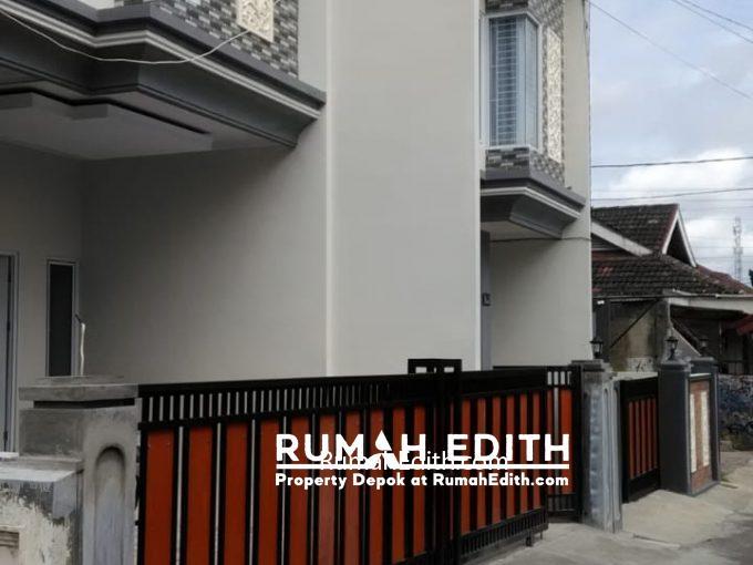 rumah edith Rumah Cluster Baru 2 Lantai Siap Huni, di Jagakarsa Jakarta selatan
