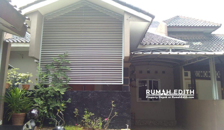 rumah edith Rumah Mewah Murah di Mekarsari Cimanggis 1,6 M nego 1