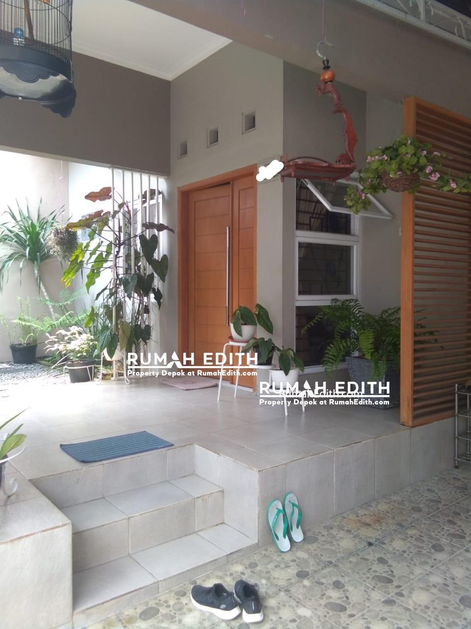 Dijual Rumah Second di Mekarsari Cimanggis, Depok. 1,6 M nego