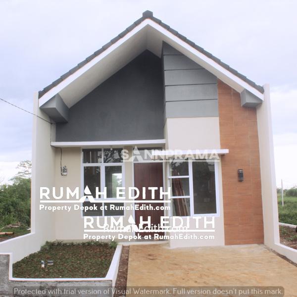 rumah edith Rumah Muslim Cantik dan Minimalis Dramaga 300 jutaan Tanpa Bank 1