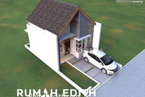 rumah edith Rumah Muslim Cantik dan Minimalis Dramaga 300 jutaan Tanpa Bank 13