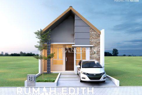 rumah edith Rumah Muslim Cantik dan Minimalis Dramaga 300 jutaan Tanpa Bank 14
