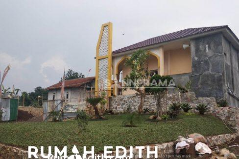 rumah edith Rumah Muslim Cantik dan Minimalis Dramaga 300 jutaan Tanpa Bank 15