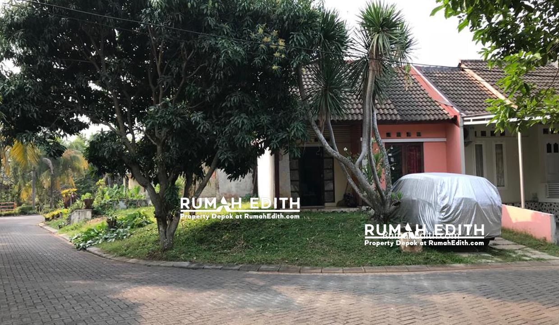Dijual Rumah Second di Tamansari Puri Bali Bojongsari Depok. Hook 138 m2, 850 juta