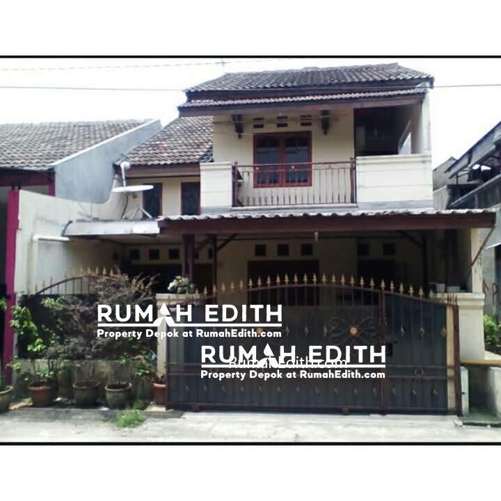 rumah edith Rumah second Terawat 2 lt 1 M an di Mampang Depok 2