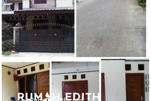 rumah edith Rumah second Terawat 2 lt 1 M an di Mampang Depok