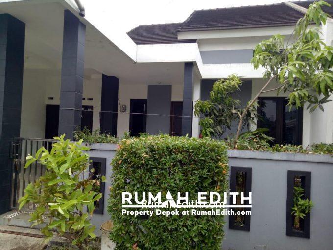 Rumah second dalam cluster 900 juta dekat stasiun Cilebut Bogor