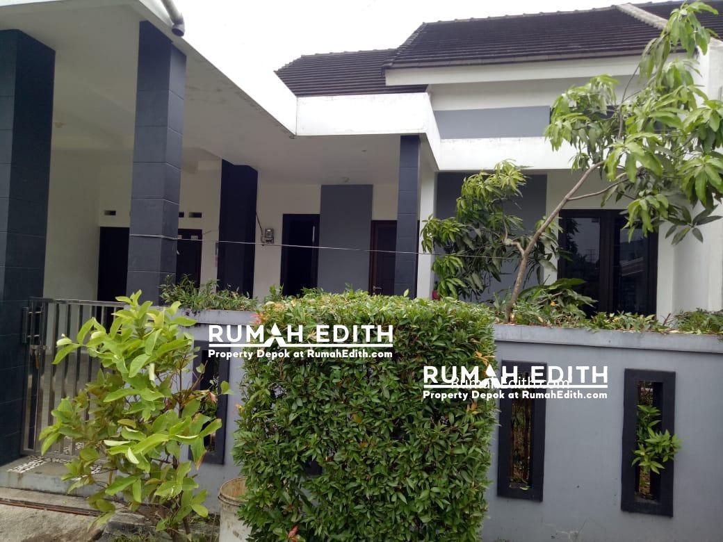 Dijual Rumah second Dekat stasiun Cilebut Bogor 900 juta, dalam cluster