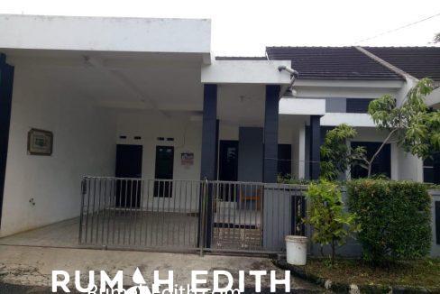 rumah edith Rumah second dalam cluster 900 juta dekat stasiun Cilebut Bogor 3