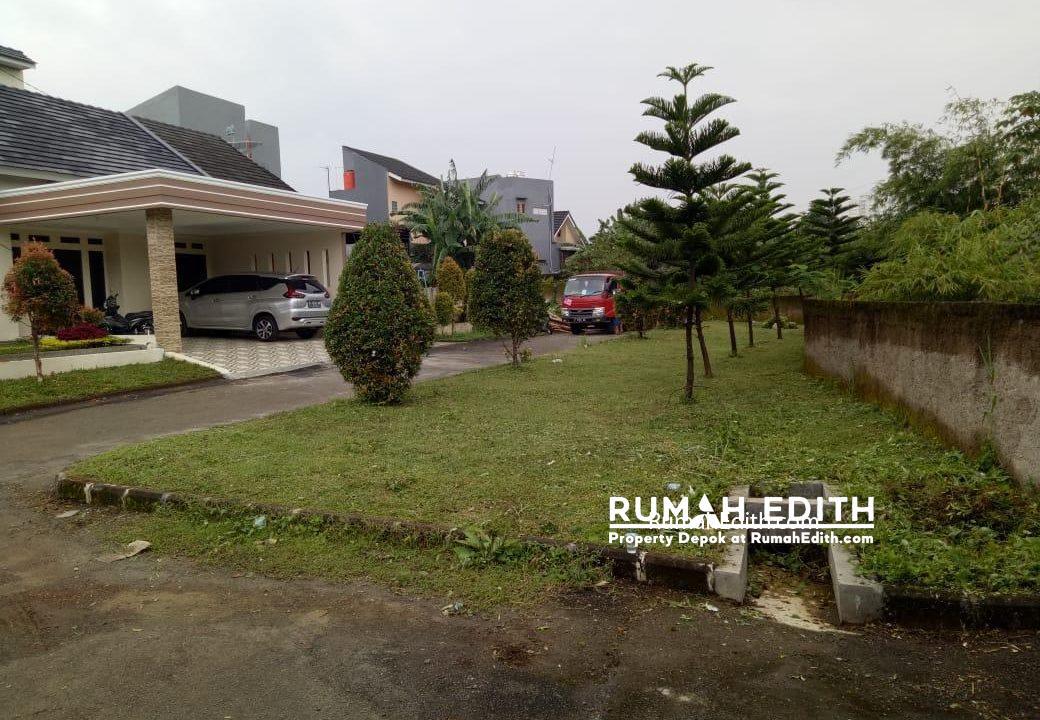rumah edith Rumah second dalam cluster 900 juta dekat stasiun Cilebut Bogor 5