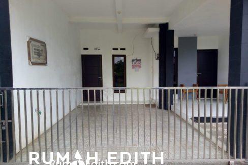 rumah edith Rumah second dalam cluster 900 juta dekat stasiun Cilebut Bogor 6
